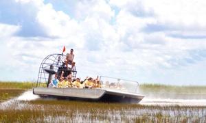 Miami : tour des Everglades et croisière  Miami Beach