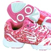 Spira Duck Dynasty Pink/White Camo Women's Running Shoes