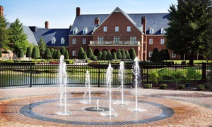 Founders Inn and Spa: Stay at Founders Inn and Spa in Virginia Beach, VA. Dates into January.
