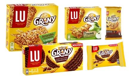 Set van 6 Granyproducten