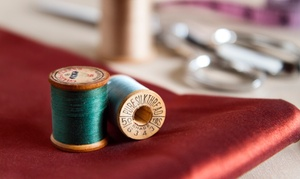 Above & Beyond Sewing & Vacuum: Three-Hour Intro-to-Sewing Class for One or Two at Above & Beyond Sewing & Vacuum (Up to 52% Off)