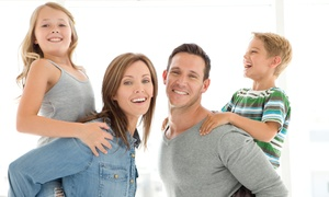 Smiles by Design Dental and Main Street Dental: Dental Checkups with Option for Whitening at Smiles by Design Dental and Main Street Dental (Up to 87% Off)