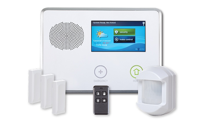 Automation Integration - Dallas: At-Home Security System with Optional Home Automations from Automation Integration (50% Off)