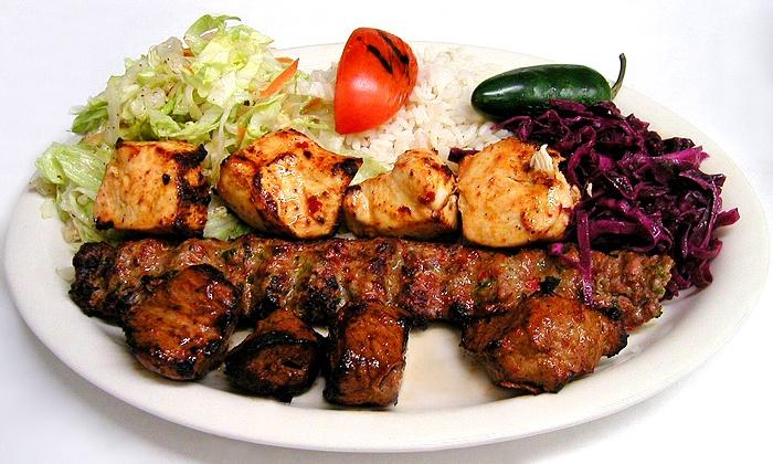 Efes Restaurant - River Edge: Turkish Meal for Two or Four Efes Restaurant in River Edge (54% Off)