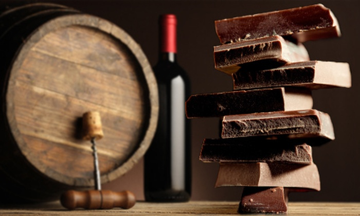 Millesime Cellars Winery & Tasting Room - Camarillo: Wine and Artisan-Chocolate Pairing for Two or Four at Millesime Cellars Winery & Tasting Room (50% Off)