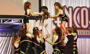 TNT & PDC Cheer & Dance: One Month of Tumbling, Dance, Cheerleading, or Hip Hop Classes at TNT & PDC Cheer & Dance (Up to 57% Off)