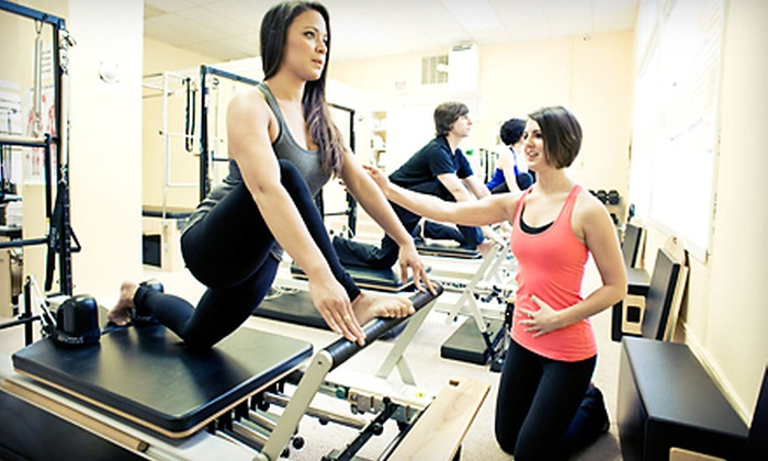Conscious Body Pilates - Seattle: 10 Classes or One Month of Unlimited Classes at Conscious Body Pilates (Up to 76% Off)