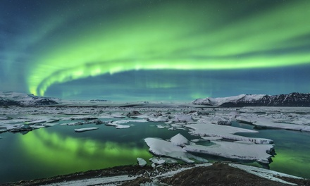 ✈ Iceland, Niagara and New York: 6 or 9 Nights at Choice of Hotels with Return Flights and Train Transfer*
