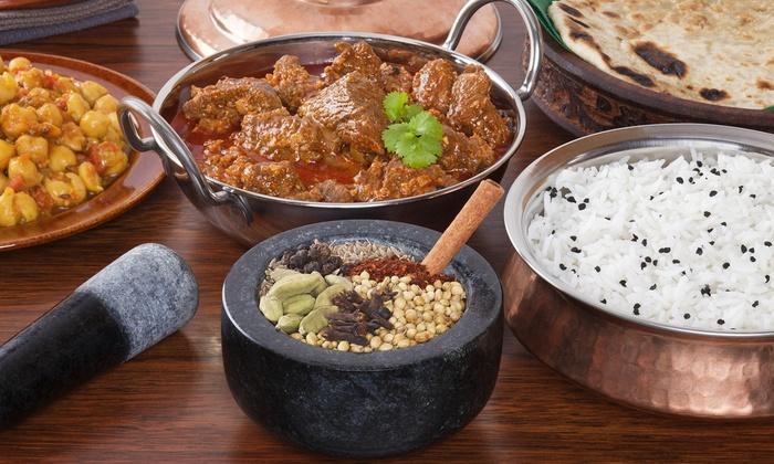 Amaya Bread Bar - Bedford Park: C$20 for C$40 Worth of Indian Cuisine at Amaya Bread Bar