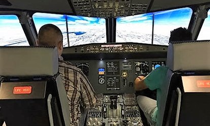 Up to 60 Minutes of Flying Simulator Experience at Pier Seven Aviation (Up to 34% Off)