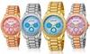August Steiner Women's Multifunction Bracelet Watch: August Steiner Women's Multifunction Bracelet Watch