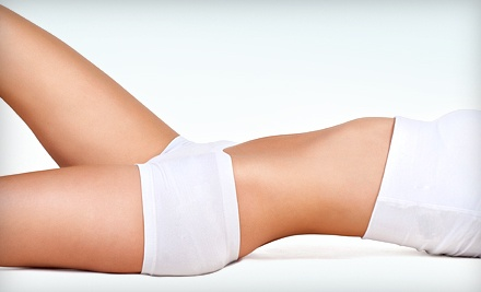 Six or Eight Cellulite-Reduction Treatments at Epic Laser and Spa Inc. (Up to 92% Off)