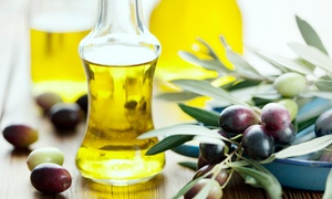 The Olive Bar: BYOB Olive Oil Tasting with Small Plates for Two, Four, or Six at The Olive Bar (40% Off)