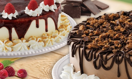 Small or Large Ice-Cream Cake at Marble Slab Creamery (Up to 50% Off)