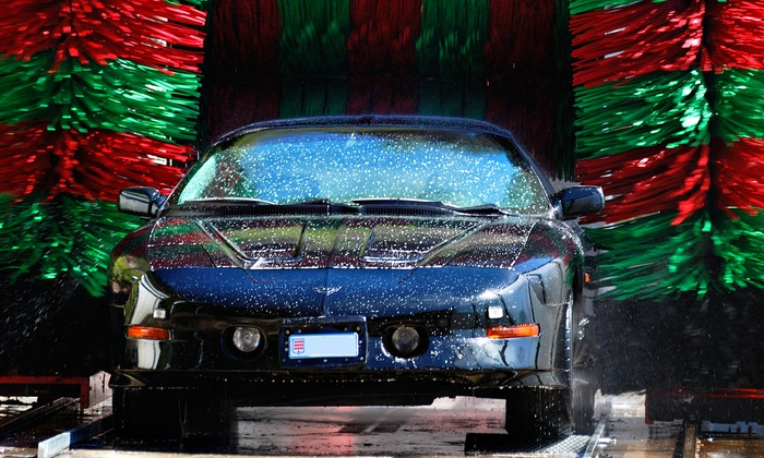 City Car Wash - North Tamarind: One or Three Groupons, Each Good for One Ultra Saver Car Wash with Rain-X at City Car Wash (45% Off)