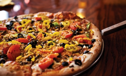 $10 for $20 Worth of Pizza and Italian Food at Rotolo's Pizza