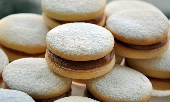 The Sweetest Alfajor - Nashville: 10 or 20 Gourmet Peruvian Alfajores with Delivery from The Sweetest Alfajor (Up to 38% Off)