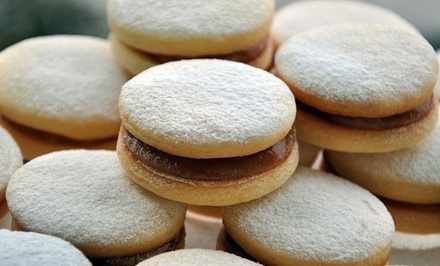 10 or 20 Gourmet Peruvian Alfajores with Delivery from The Sweetest Alfajor (Up to 38% Off)