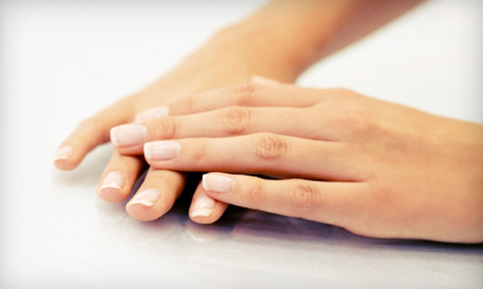 Karen's Nail Salon - Upper East Side: $19 for Shellac Manicure at Karen's Nail Salon ($45 Value)