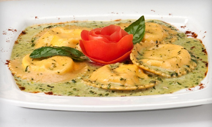 Frank Anthony's - Verona: Italian Cuisine at Frank Anthony's (Up to 56% Off). Three Options Available.