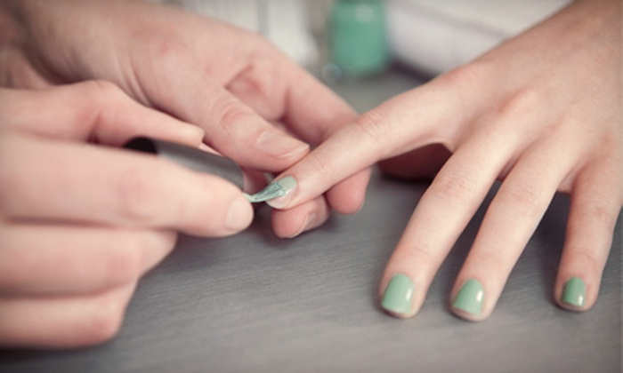 BeauOne Salon - Greer: One or Two Traditional Mani-Pedis with OPI Polish at BeauOne Salon (Up to 55% Off)