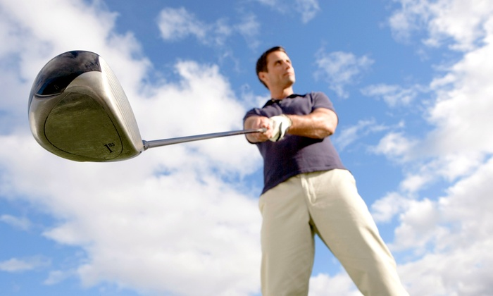 Dynamic Golf Institute - Riverwoods: $39 for a 30-Minute Comprehensive Lesson and Swing Evaluation at Dynamic Golf Institute ($90 Value)