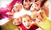 The Little Gym - The Little Gym Upper East Side: Children's Classes and Open Play Sessions or Party Package at The Little Gym (Up to 78% Off). Three Options Available.