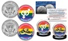 Marriage Equality Ruling Commemorative Half-Dollar Set (2 Pieces): Marriage Equality Supreme Court Ruling Commemorative Half-Dollar Sets (2 Pieces)
