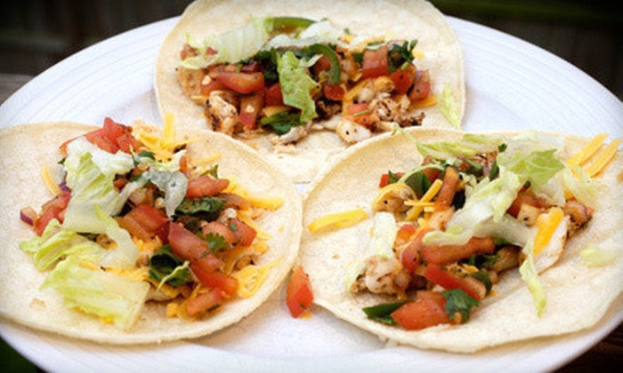 Tequila Bar & Grill - Ontario: Mexican Food for Two or More or Four or More at Tequila Bar & Grill (Half Off)