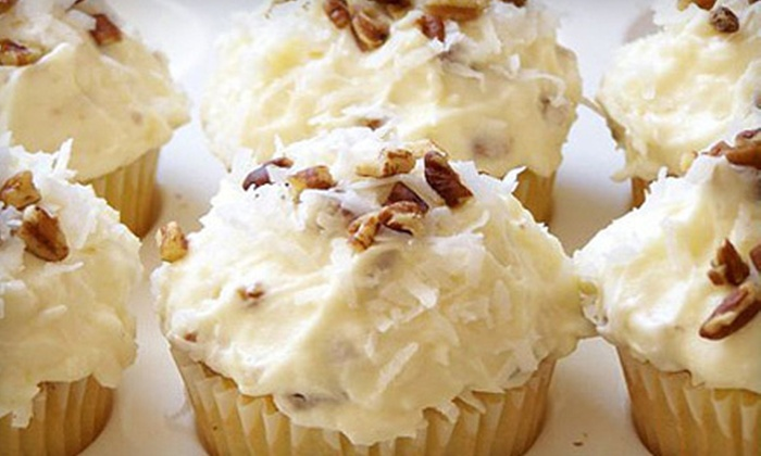 Noi Gifts & Gourmet - Franklin: One or Two Dozen Gourmet Cupcakes from Noi Gifts & Gourmet (Up to 54% Off)