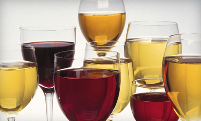 WineTasting.org - Multiple Locations: $49 for A Taste of Italy Wine Class from WineTasting.org ($335 Value)