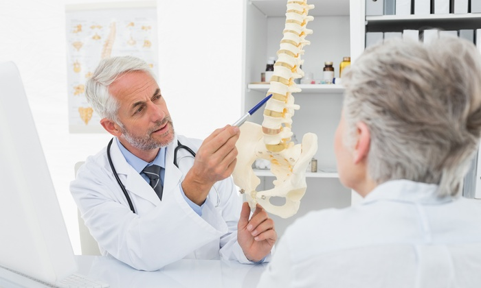 Health Plus Wellness Center; Dr. Joe Esposito - Marietta: $29 for Chiropractic Package at Health Plus Wellness Center; Dr. Joe Esposito ($345 Value)