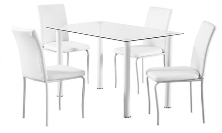 bergen dining table