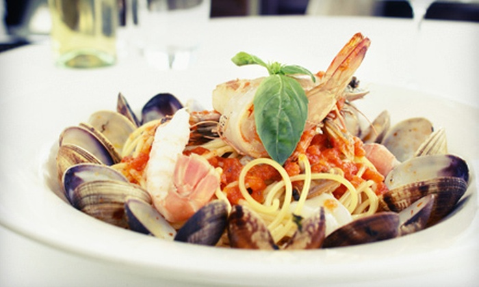 Roma Ristorante - Salt Lake City: Italian Fare for Dinner or Lunch at Roma Ristorante (Up to 53% Off)