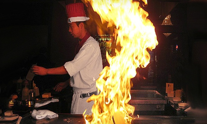 Kobe Teppanyaki & Sushi - Sierra View Condominiums: $15 for $30 Worth of Japanese Cuisine at Kobe Teppanyaki & Sushi