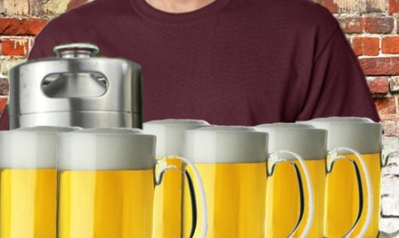 Gift Sets at Zoigl Brewery (Up to 48% Off). Three Options Available