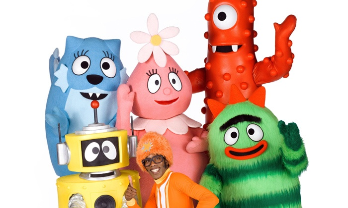"""""""A Very Awesome Yo Gabba Gabba! Live! Holiday Show"""" - Orpheum Theatre: """"A Very Awesome Yo Gabba Gabba! Live! Holiday Show"""" at Orpheum Theatre on Saturday, December 28 (Up to 47% Off)"""