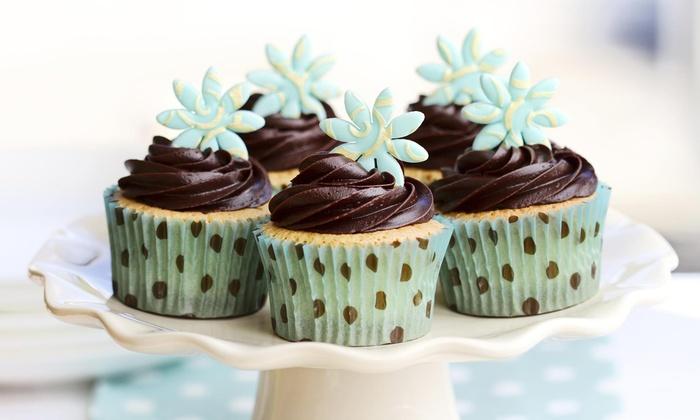 Celestial Cupcakes & More - Houston: Two Dozen Cupcakes at Celestial Cupcakes & More (42% Off)