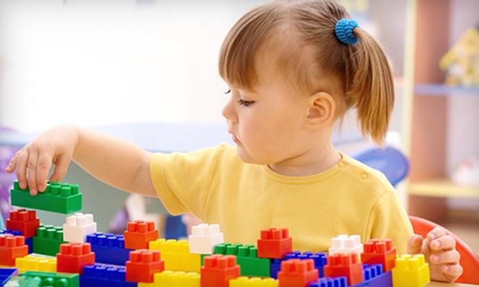 Bricks 4 Kidz - Kaukauna: $75 for a Five-Day Lego Summer Camp at Bricks 4 Kidz in Appleton (Up to $175 Value)