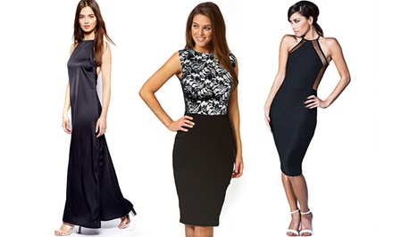 Jade and Juliet Women's Cocktail Dresses. Multiple Designs Available.