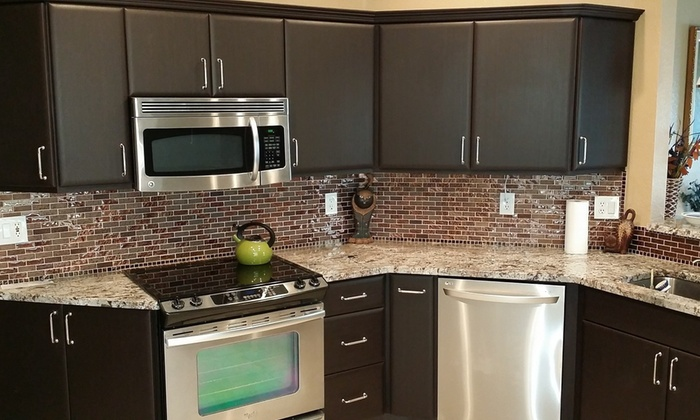 Cabinet Castle Decorations - Miami: Custom Kitchen Design Package and Consultation from Cabinet Castle Decorations (75% Off)