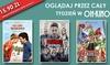 Oh Kino - Mysłowice: Bilet na dowolny seans 2D za 15,90 zł ważny przez cały tydzień w Oh Kino - Mysłowice