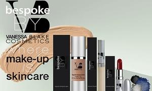 Bespoke by Vanessa Blake Cosmetics: $15 for $120 Worth of Makeover  at Bespoke by Vanessa Blake Cosmetics