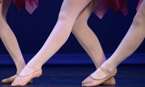 Stepping Stone- Children's Dance Education: $42 for $150 Worth of Children's Dance Lessons — Stepping Stone- Children's Dance Education