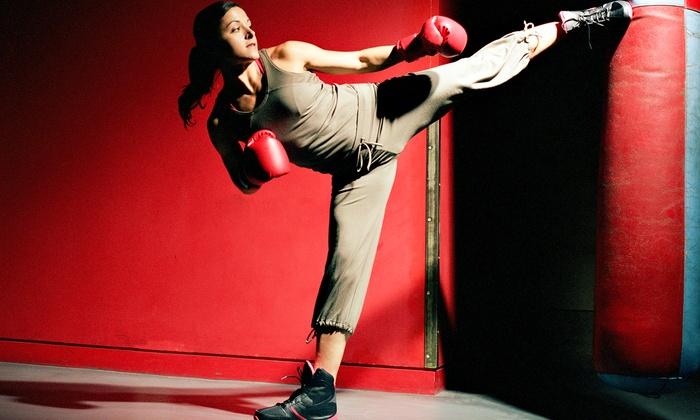 Kick Start Gym - Lawrenceville: One-Month Gym Membership, or 10 Kickboxing Classes at Kick Start Gym (51% Off)