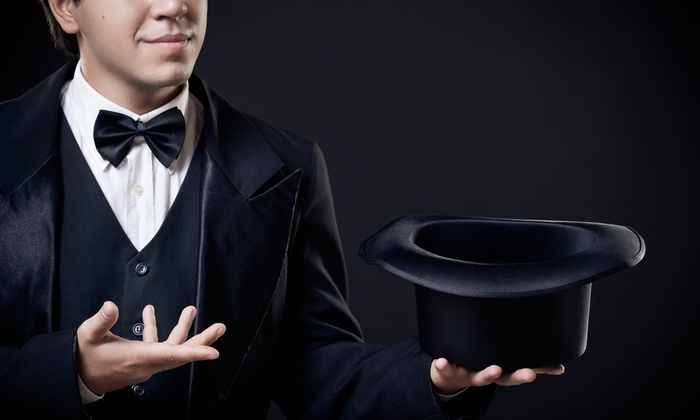 Los Angeles Magic Shows - Los Angeles: $549 for $999 Worth of Magician Rental — Los Angeles Magic Shows