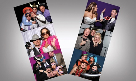 Three-Hour Photo-Booth Rental, Valid Monday–Thursday or Friday–Sunday from Louisville Model Shots (Up to 54% Off)