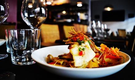 Menu déjeuner ou Dîner en 3 services à la carte pour 2 personnes dès 19,90€ au restaurant jeux Food And The Game