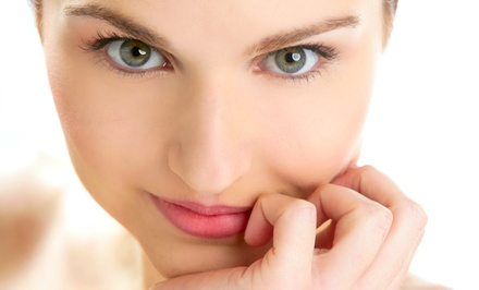 One, Two, or Four Chemical Peels or Microdermabrasions at The Exchange Laser and Esthetics Shop (Up to 77% Off)