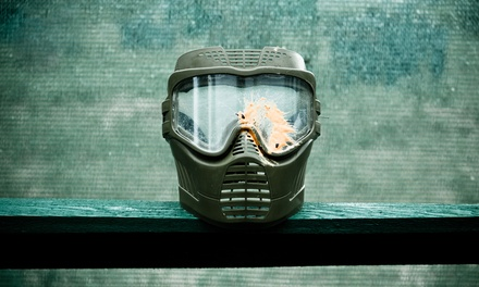 Weekend Paintball for Two or Four with Equipment Rental at Adrenaline Rush Paintball (Up to 55% Off)